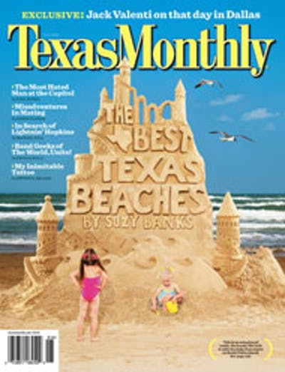 June 2007 Issue Cover