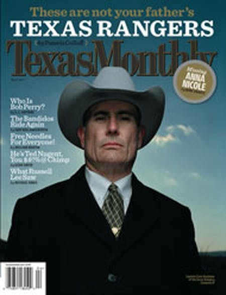 April 2007 issue cover