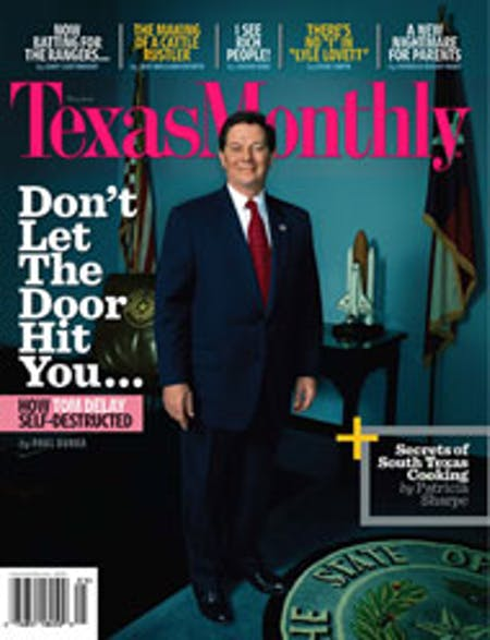May 2006 issue cover