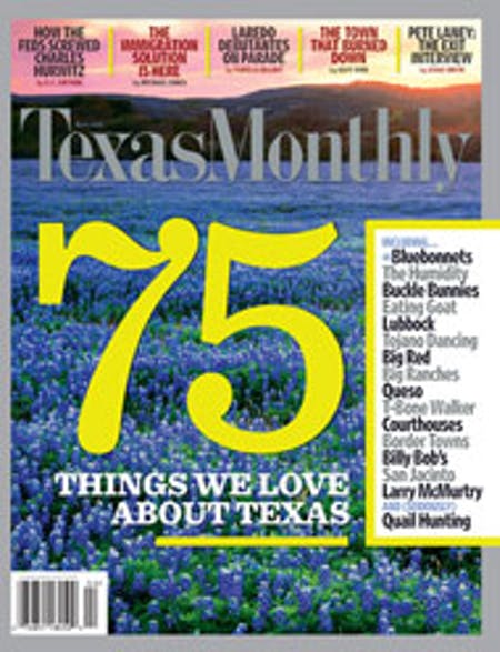 April 2006 issue cover