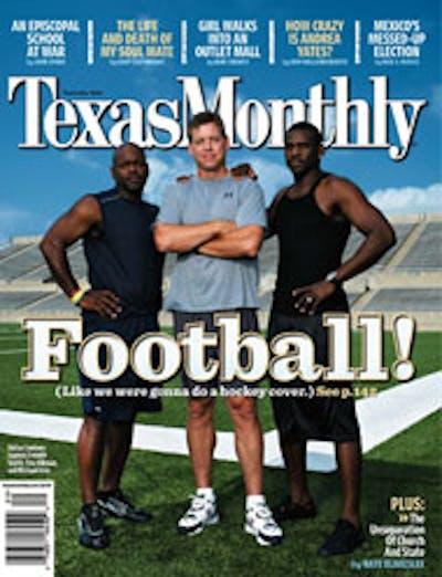 September 2006 Issue Cover
