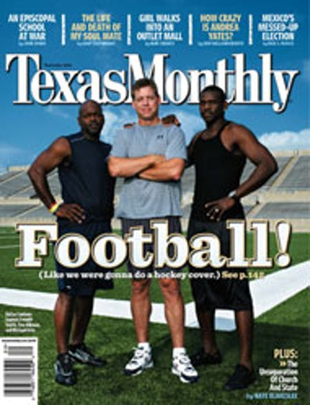 September 2006 issue cover