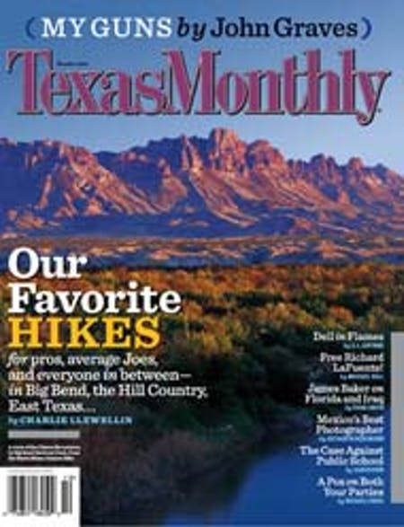 October 2006 issue cover