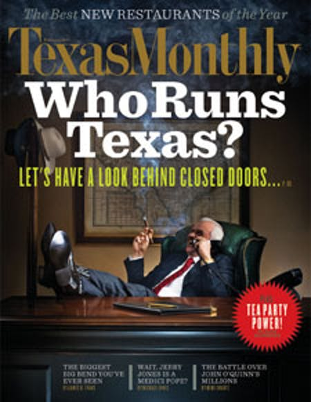 February 2011 issue cover
