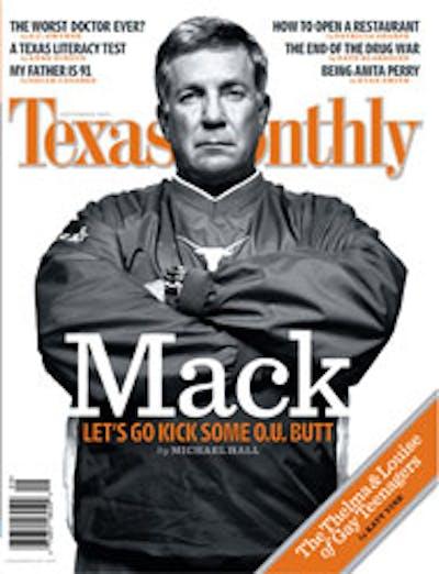 September 2005 Issue Cover
