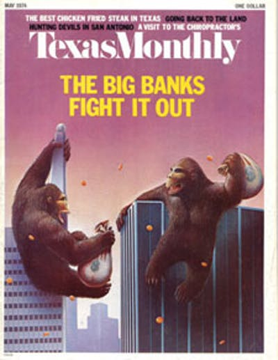 May 1974 Issue Cover