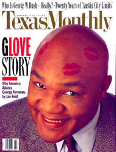 February 1995 issue cover