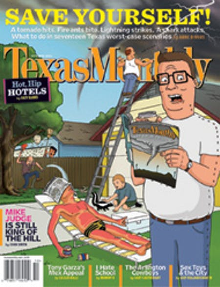 October 2004 issue cover