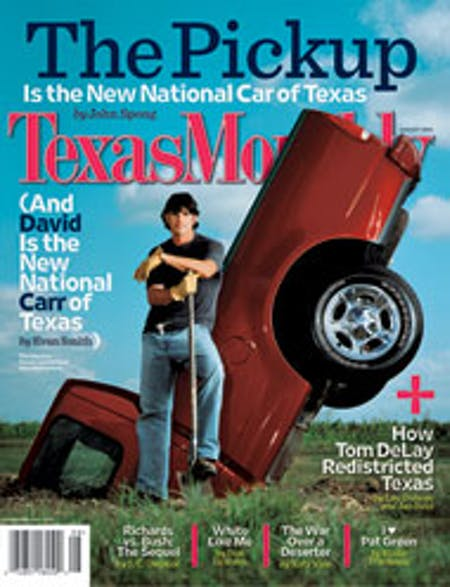 August 2004 issue cover