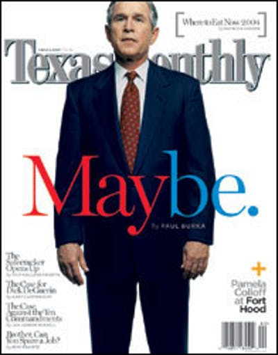 February 2004 Issue Cover