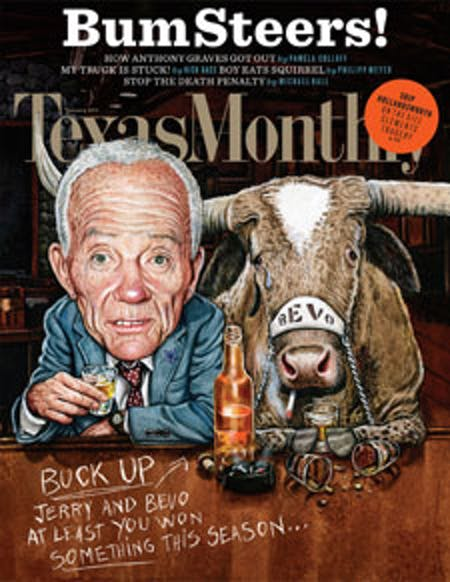 January 2011 issue cover