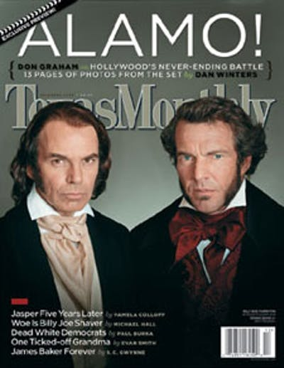 December 2003 Issue Cover