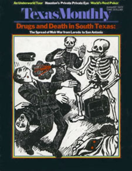 August 1973 issue cover