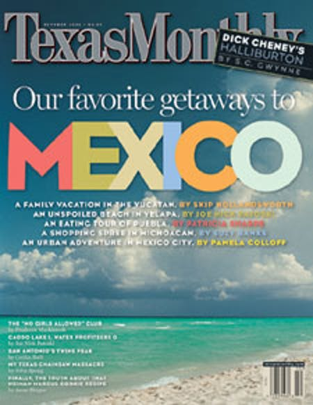 October 2002 issue cover