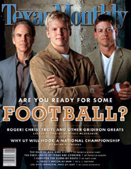 August 2002 issue cover