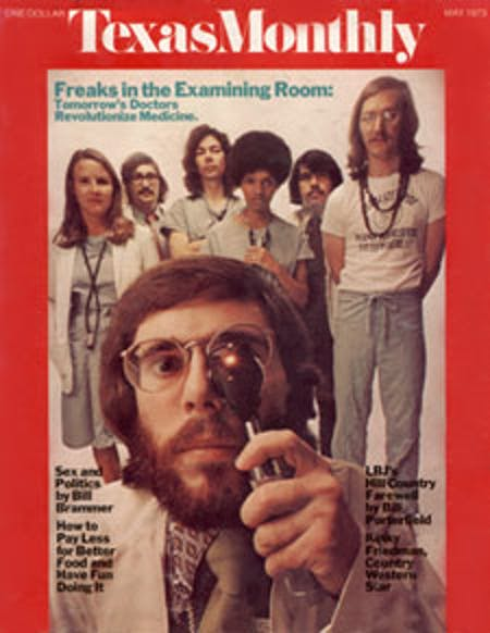 May 1973 issue cover