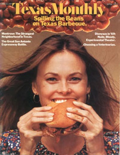 April 1973 Issue Cover