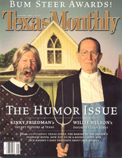 January 2002 Issue Cover
