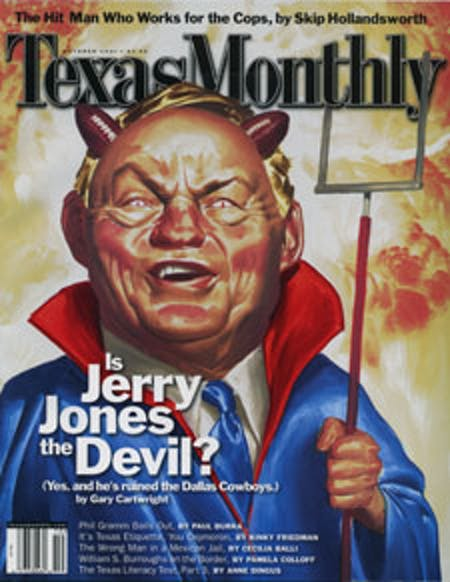 October 2001 issue cover