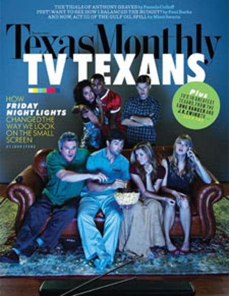 October 2010 issue cover