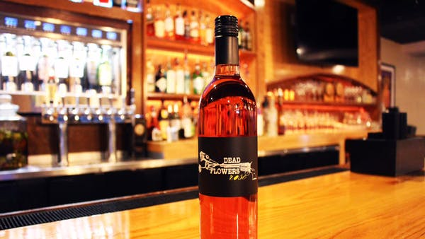 dead flowers texas wine of the month