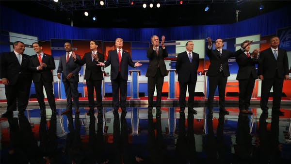 2016 GOP debate