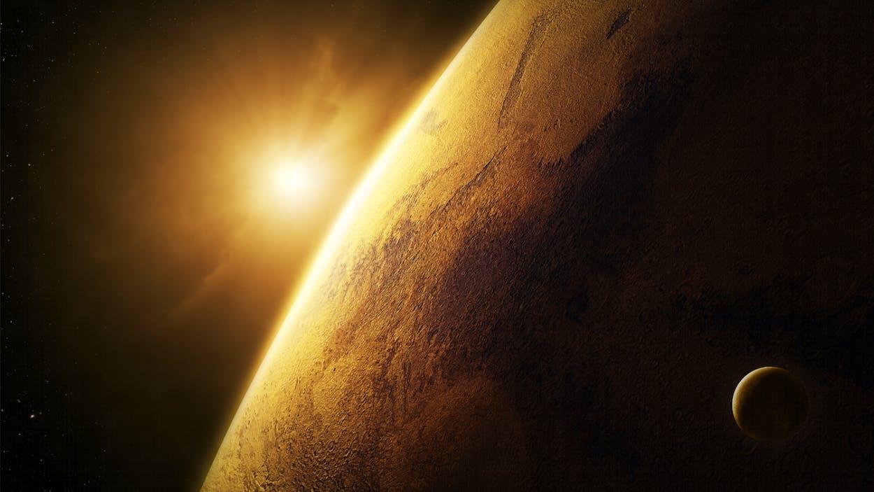 mars one mission sonia van meter