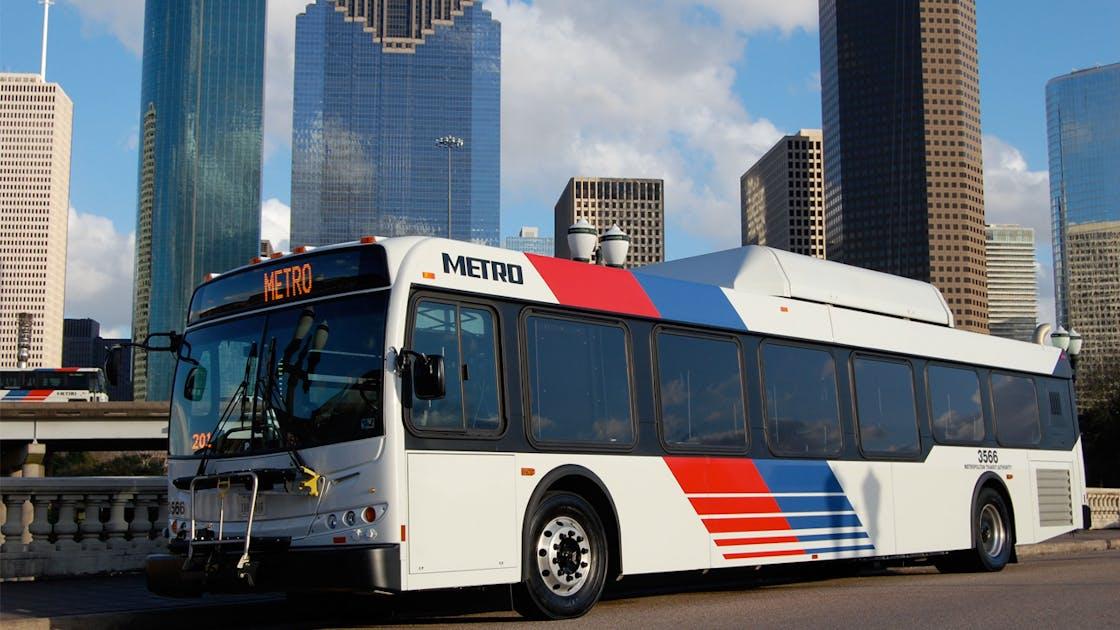houston metro bus