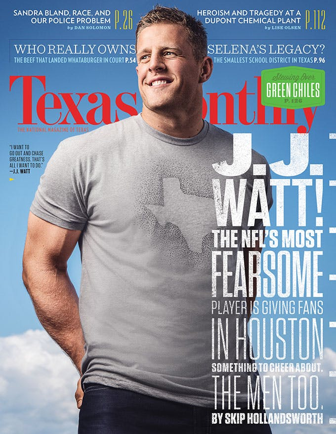 september 2015 cover jj watt