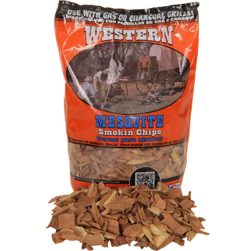 Western BBQ Products Mesquite