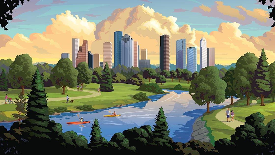 Houston parks