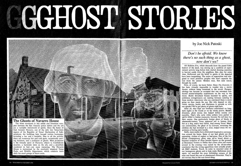 Ghost Stories - 0001