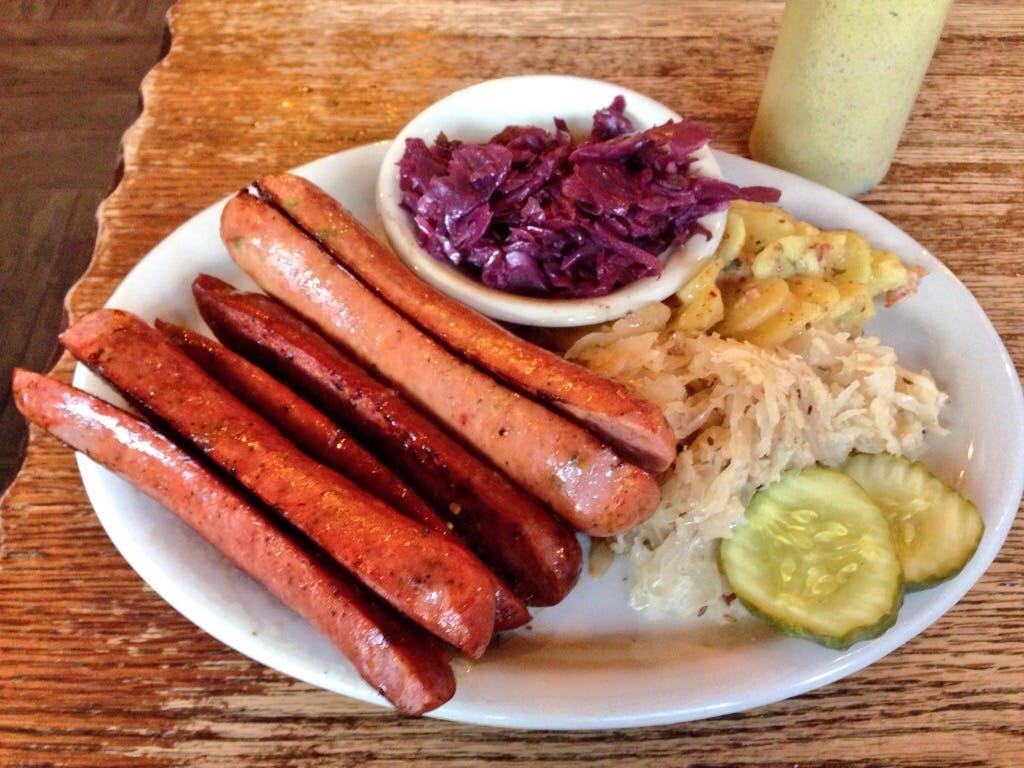 Kubys Sausage 14