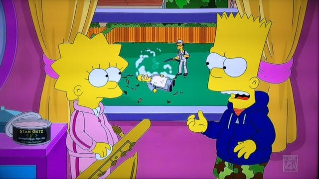 The Simpsons BBQ 12