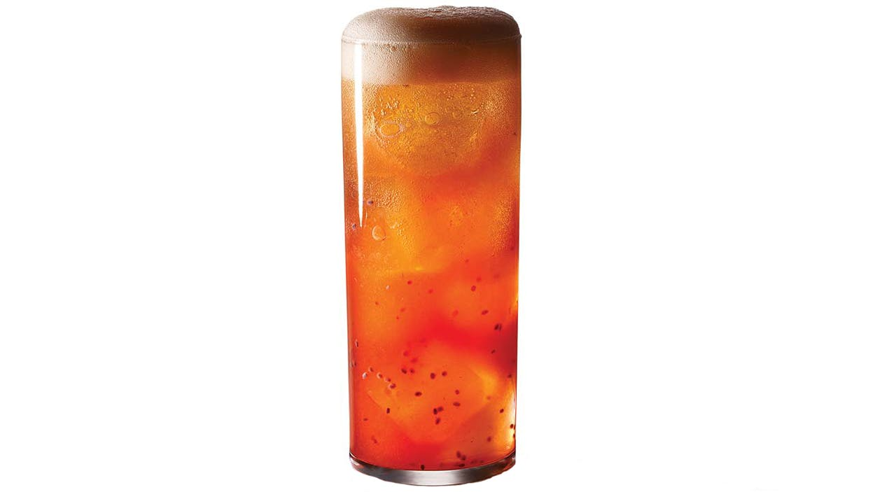 Lava Lamp, cocktail of the month