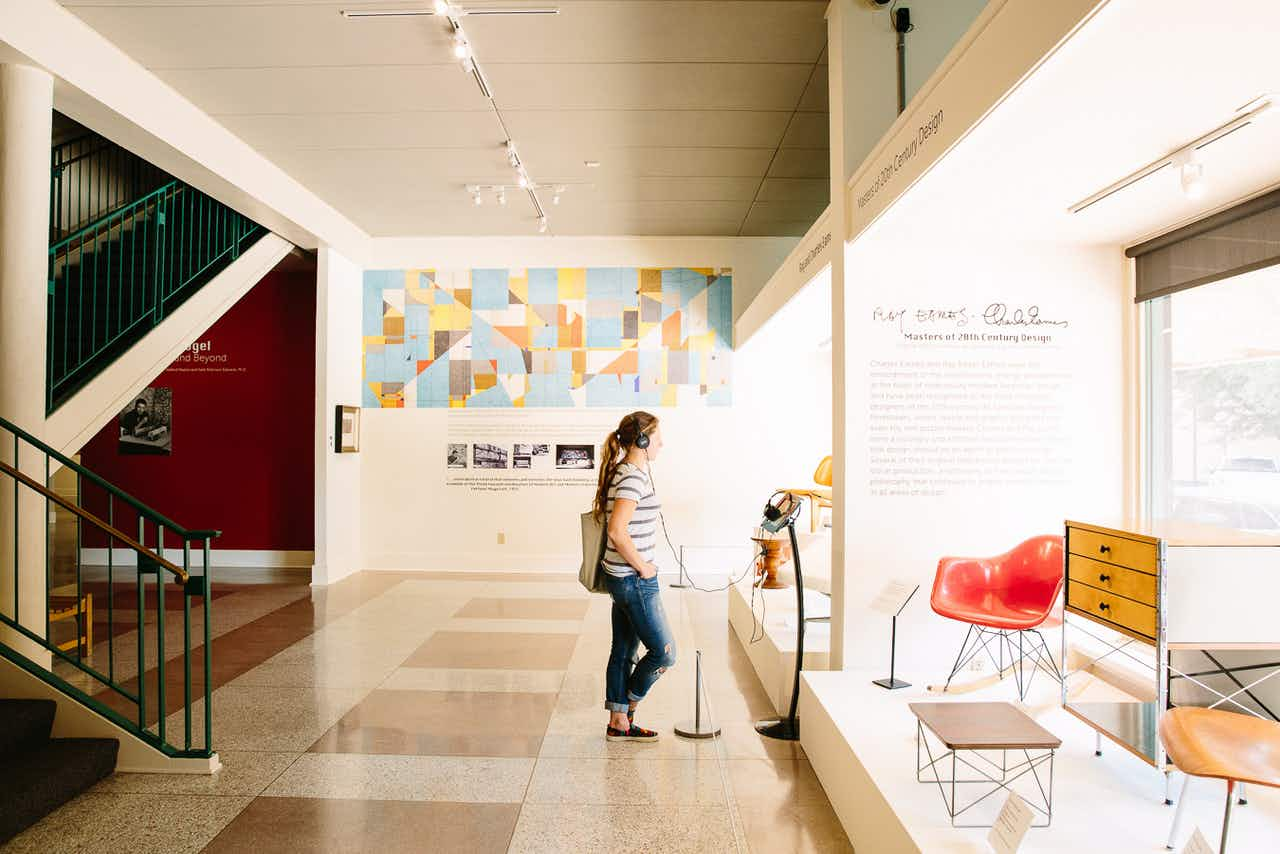 The Grace Museum's rotating exhibits bring world-class art to Abilene.