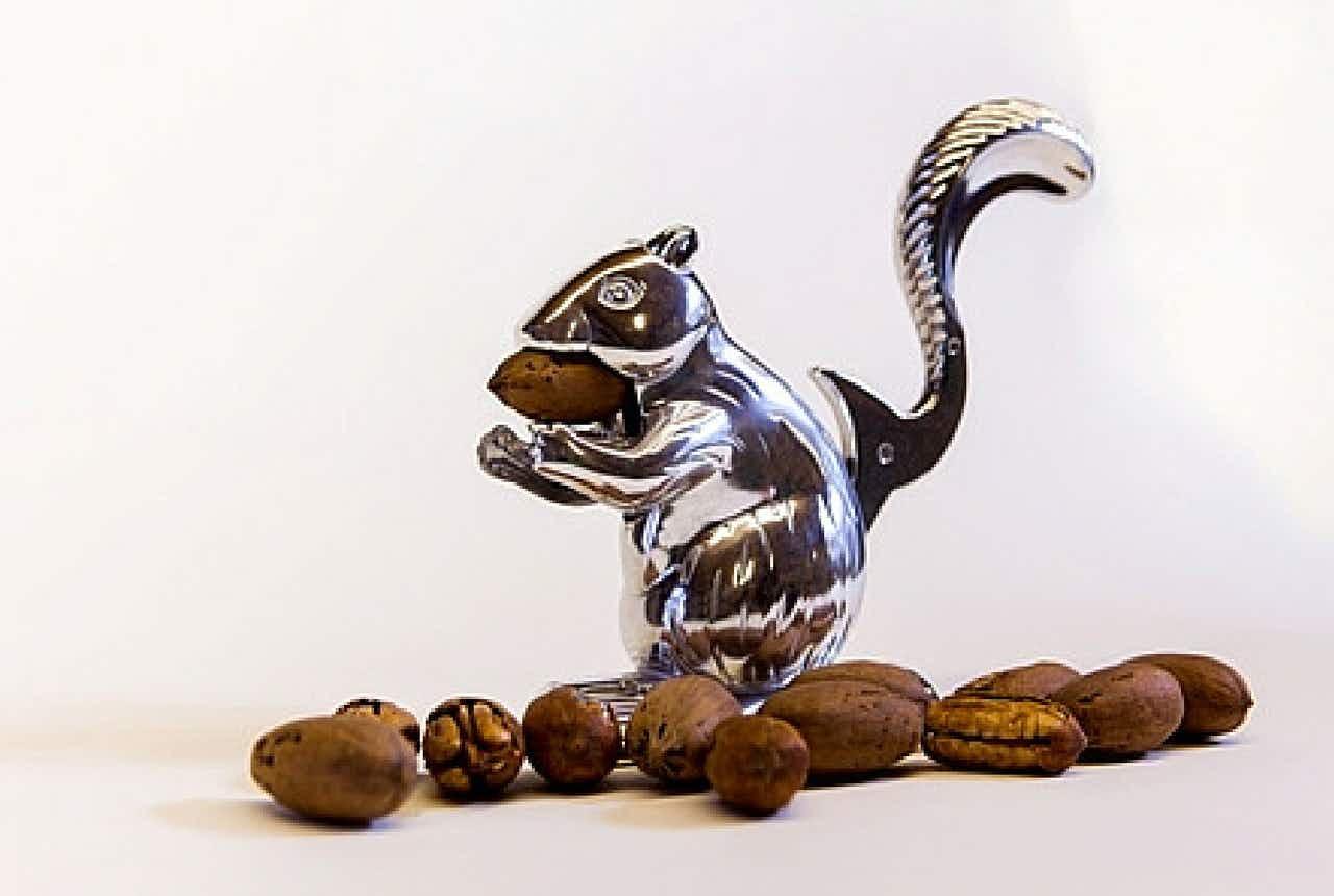 Berdoll squirrel nutcracker gift guide