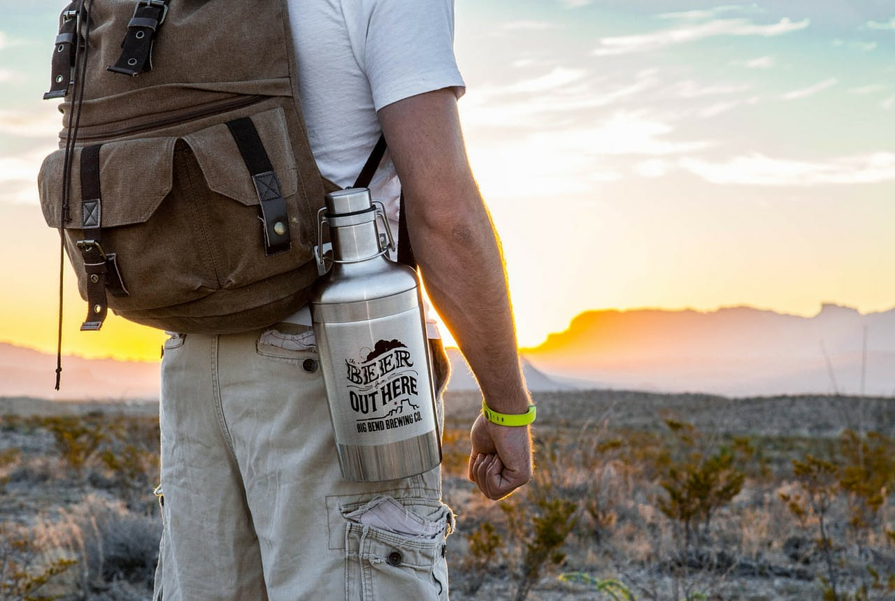 Big Bend Brewing Co growler gift guide