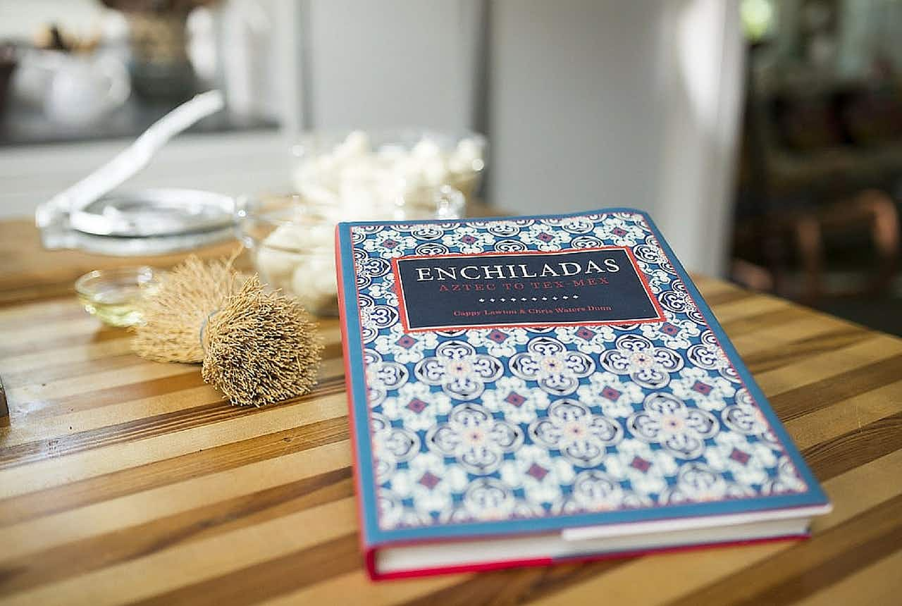 Enchilada cookbook gift guide