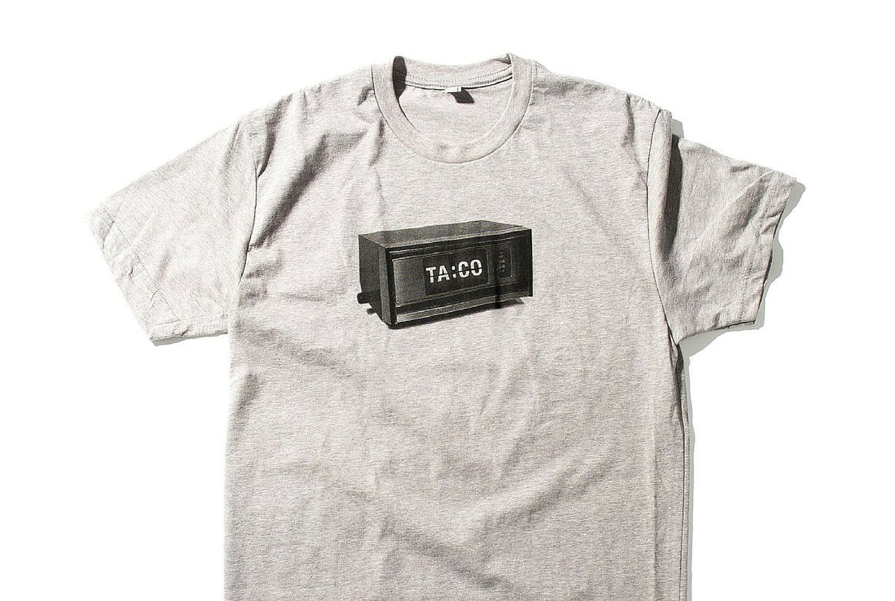 Texas Humor taco time t-shirt gift guide