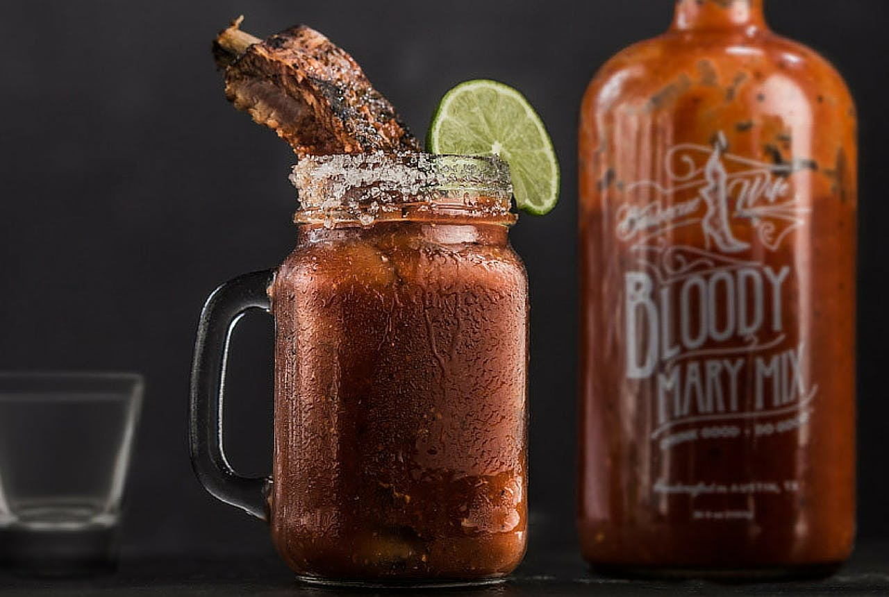 Barbecue Wife Bloody Mary mix gift guide