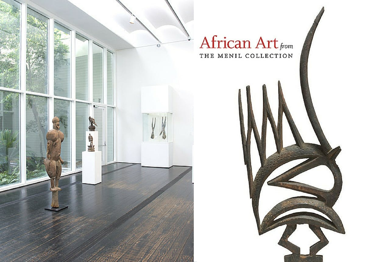 Menil Collection African Art gift guide