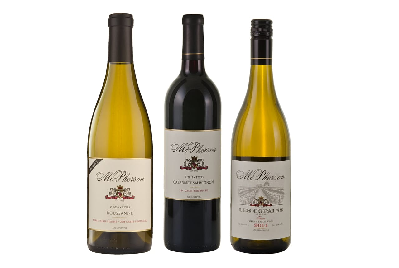 McPherson Cellars wine gift guide
