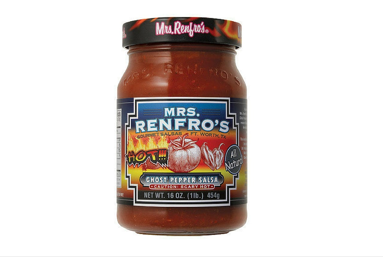 Mrs. Renfro's ghost pepper salsa gift guide
