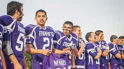 Six-man football Texas