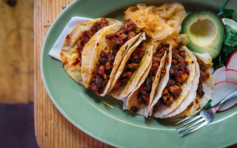 El Paso Tacos Chinampa