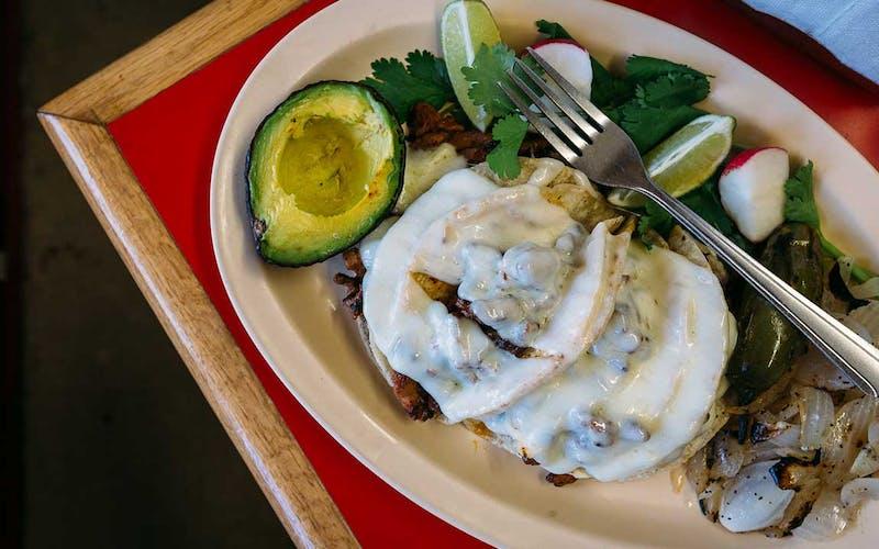 El Paso Tacos Toro Bronco