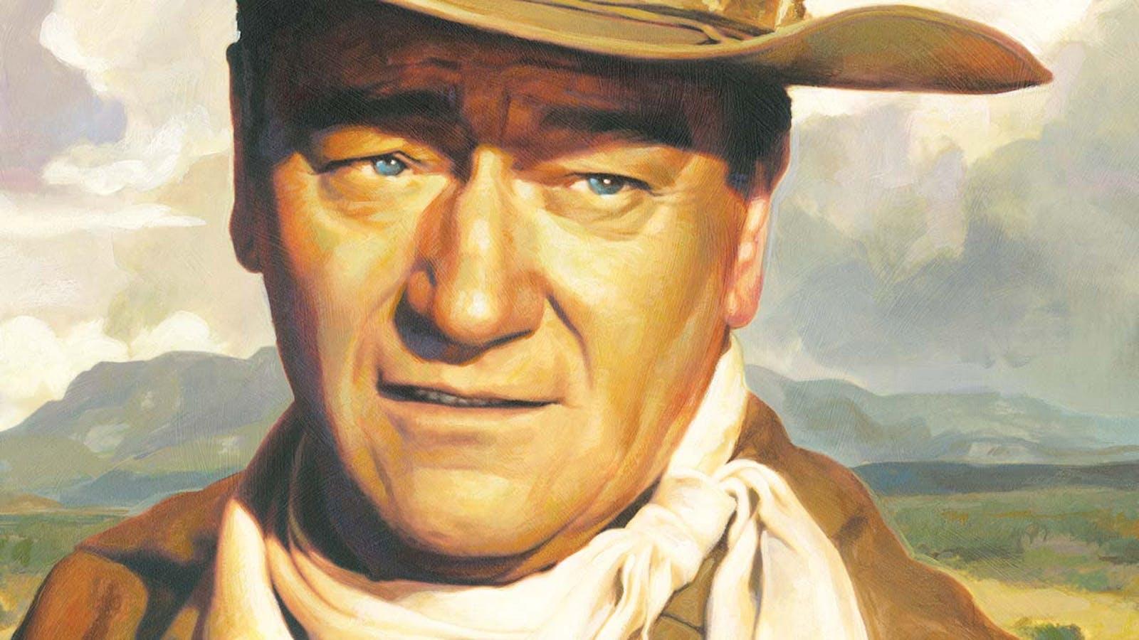 John Wayne S Texas Ties