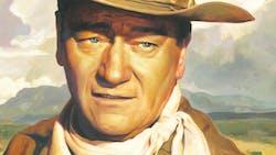 John Wayne Texas
