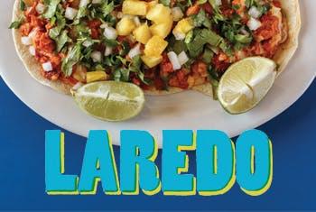 Laredo taco